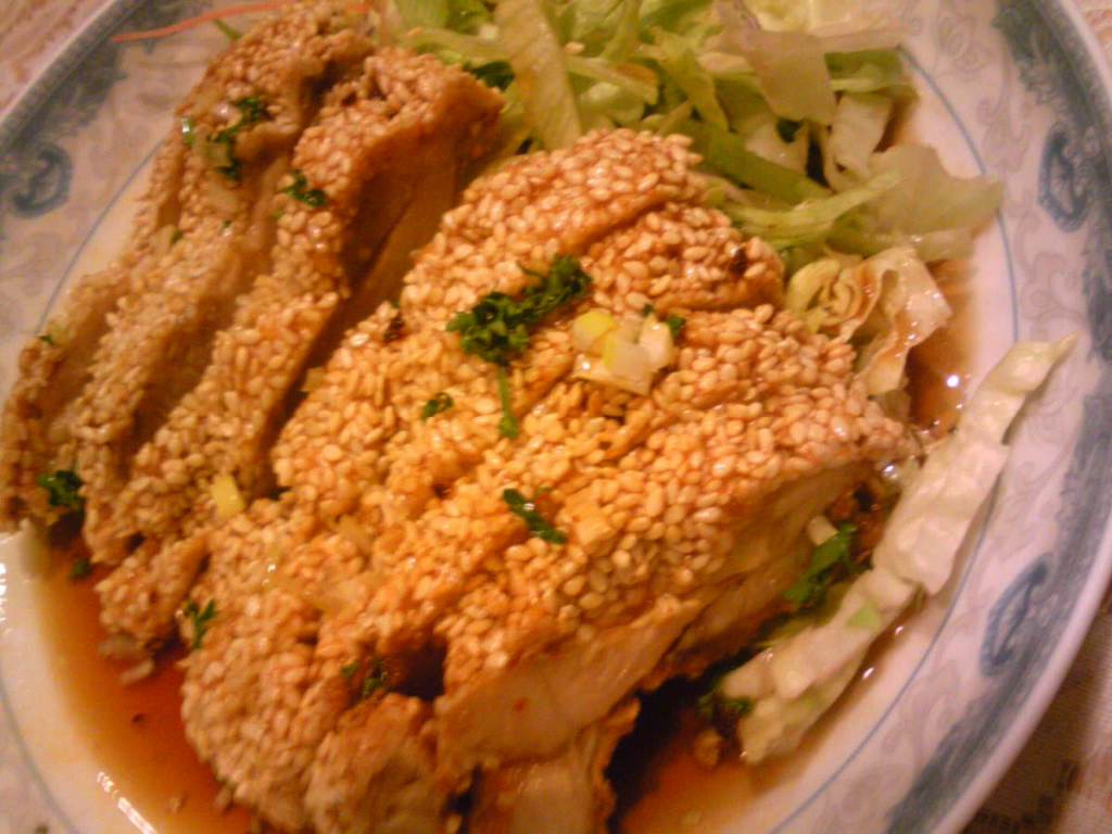 中華料理で